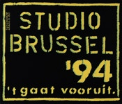 VARIOUS - Studio Brussel - `t Gaat Vooruit `94 - CD