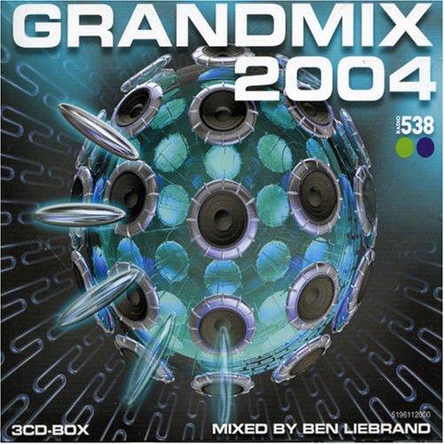 BEN LIEBRAND - Grandmix 2004 - CD