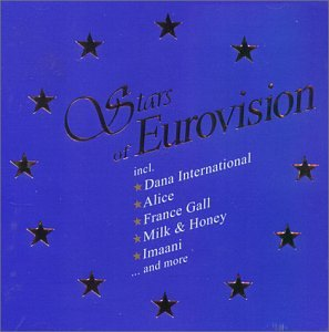 VARIOUS ARTISTS - Stars Of Eurovision - CD