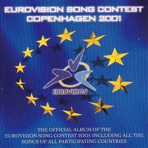 VARIOUS ARTISTS - Eurovision Song Contest Copenhagen 2001 - CD