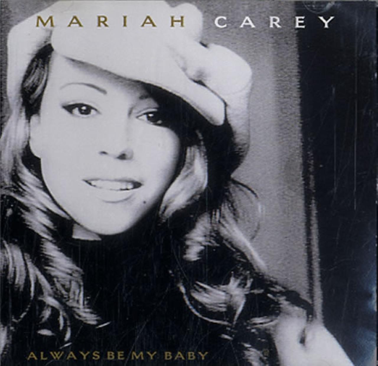 MARIAH CAREY - Always Be My Baby - CD