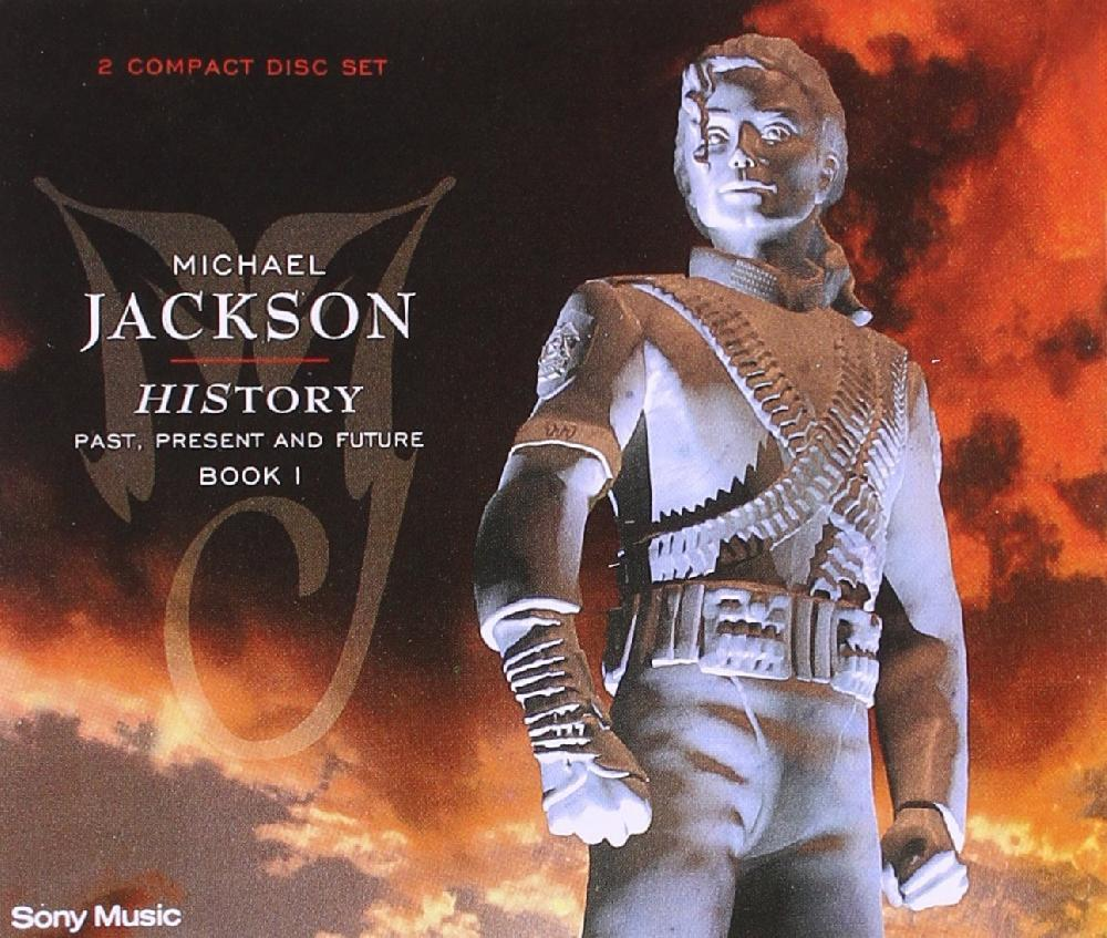 MICHAEL JACKSON - HIStory - Past, Present and Future Book 1 - CD