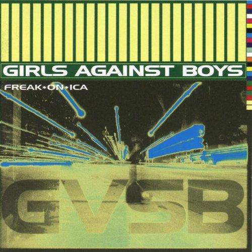 GIRLS AGAINST BOYS - Freak*on*Ica - CD