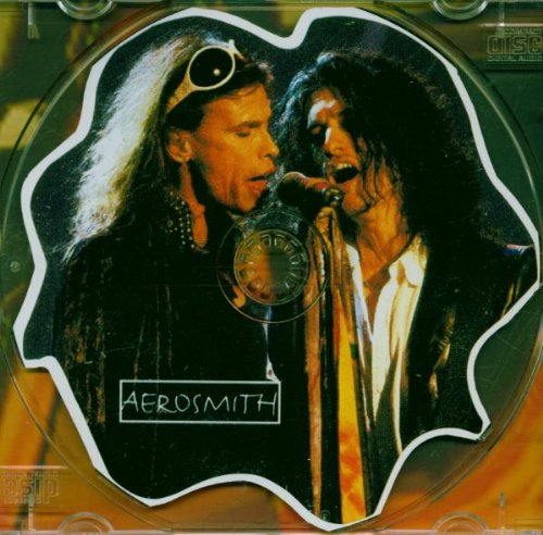 AEROSMITH - Interview - CD