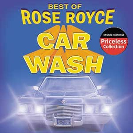 ROSE ROYCE - Best of `Car wash` (feat. Pointer Sisters..) - CD