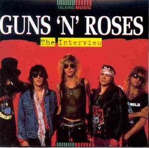 GUNS N` ROSES - Slash In Conversation : Interview Disc - CD
