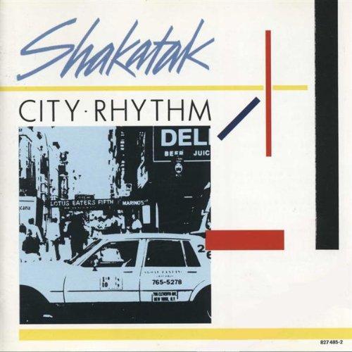 SHAKATAK - City rhythm - CD