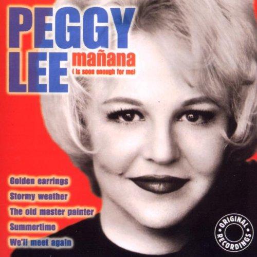 PEGGY LEE - Manana - CD
