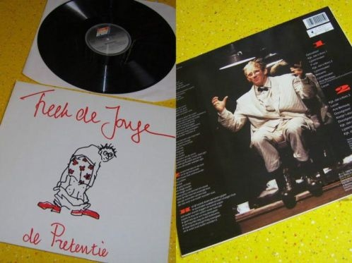 FREEK DE JONGE - De Pretentie - CD
