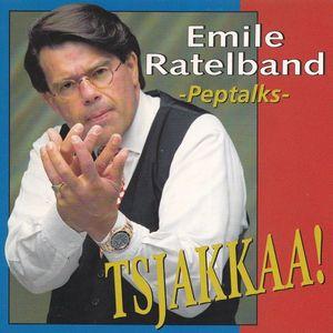 EMILE RATELBAND - Peptalks - Tsjakkaa! - CD