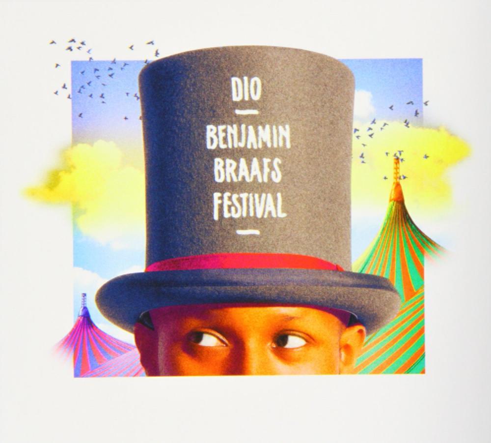 DIO - Benjamin Braaf Festival - CD