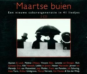 V A - Maartse Buien - CD
