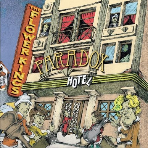 THE FLOWER KINGS - Paradox Hotel - CD