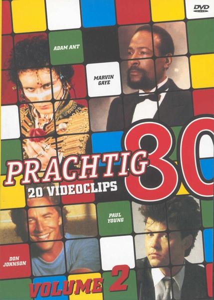 VARIOUS - Prachtig 80 Volume 2 - 20 Videoclips - DVD