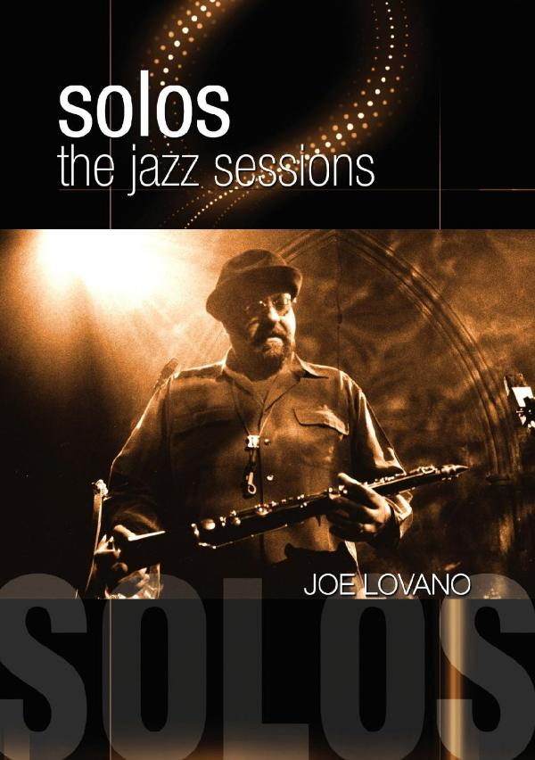 SOLOS - The Jazz Sessions [DVD] [2011] [NTSC] - DVD