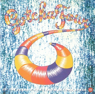 gotcha! four: it` the terra p-funk from beyond space