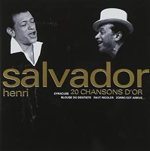 Henri Salvador 20 Chansons D`or