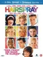 JOHN TRAVOLTA - Hairspray - Shake &amp, Shimmy Edition [ DTS 6.1 ] + extra`s - DVD
