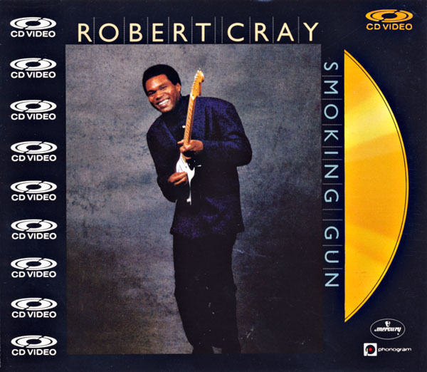 ROBERT CRAY - Smoking Gun - CD single
