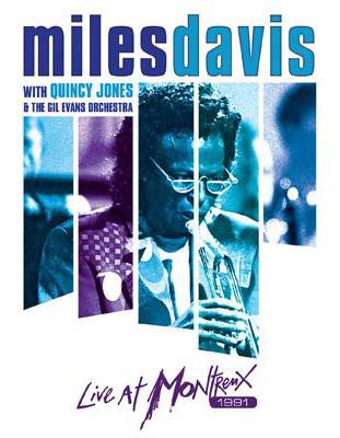 MILES DAVIS - Live At Montreux - DVD