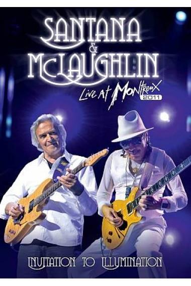 CARLOS SANTANA - Live At Montreux 2011: Invitation To Illumination - DVD