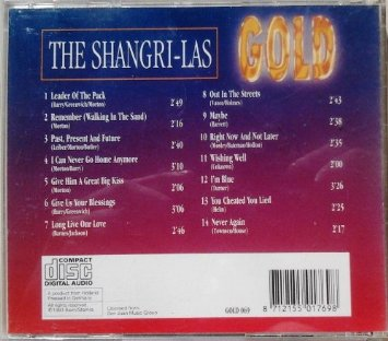 The Shangri-Las Gold