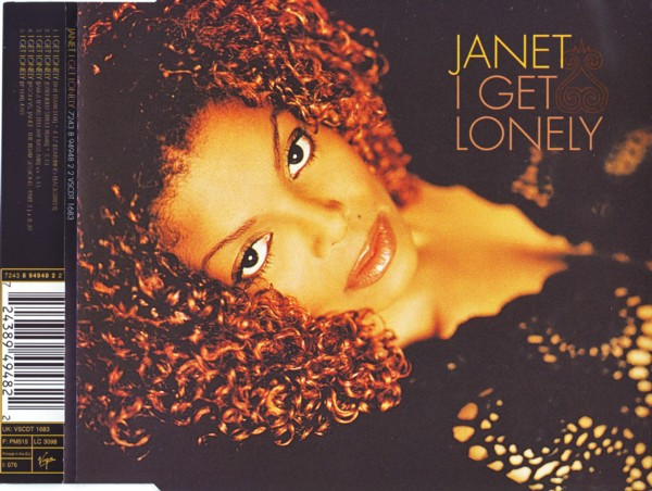 JANET - I Get Lonely - CD single