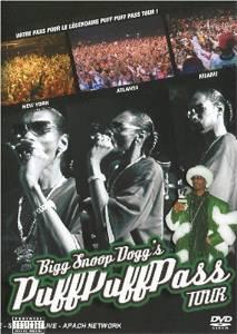 SNOOP DOGG - BIGG SNOOP DOGG`S PUFF PUFF PASS TOUR DVD NEW SEALED - DVD