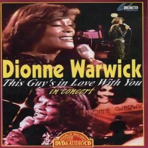DONNIE WARWICK - Dionne Warwick-This Guy`s in [DVD] - DVD