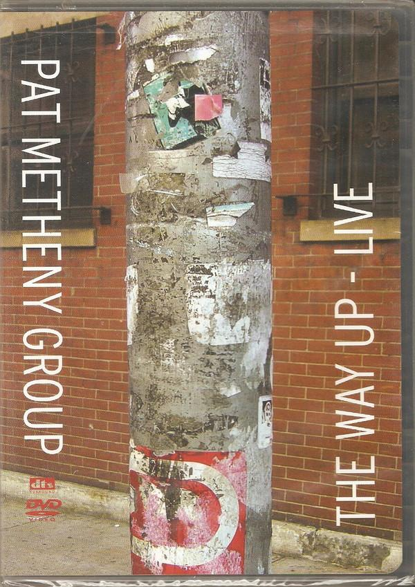 PAT METHENY GROUP - The Way Up - Live - DVD