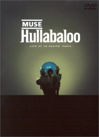 MUSE - Hullabaloo - Live At Le Zenith Paris - DVD