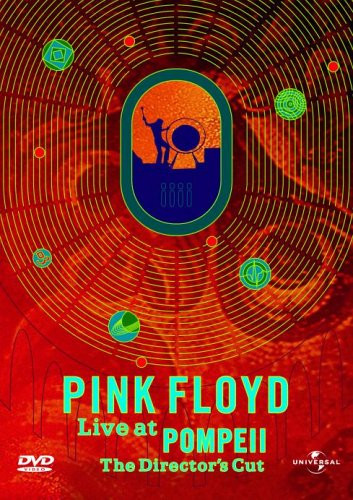 PINK FLOYD - Live At Pompeii - The Director`s Cut - DVD