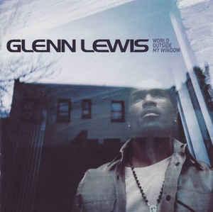 GLENN LEWIS - World Outside My Window - CD