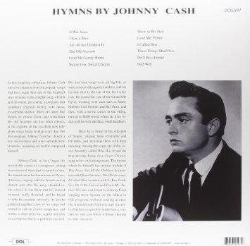 Cash Johnny Hymns By Johnny Cash [VINYL]
