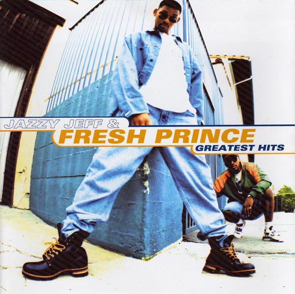 JAZZY JEFF &, FRESH PRINCE - Greatest Hits - CD