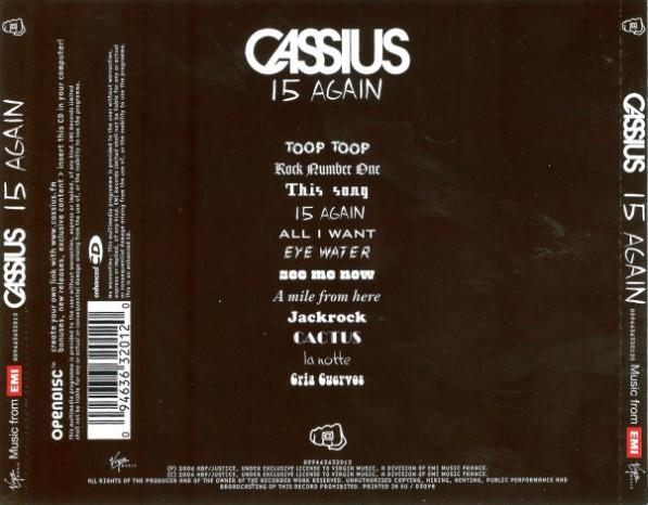 Cassius 15 Again