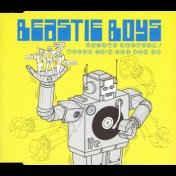 BEASTIE BOYS - Remote Control / Three MC`s And One DJ (promo) - CD single