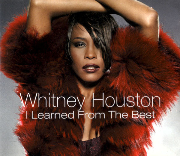 WHITNEY HOUSTON - I Learned From The Best - CD single