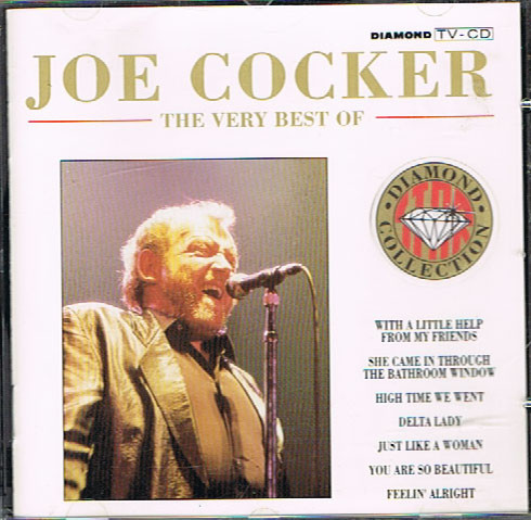 Joe cocker the best of cd, nude korean lady