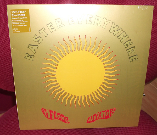13th floor elevators 194 vinyl records cds found on cdandlp for 13th floor elevators easter everywhere