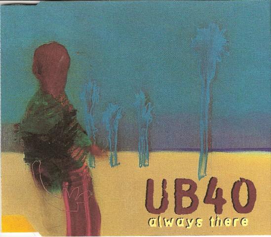 UB40 - Always There - CD single