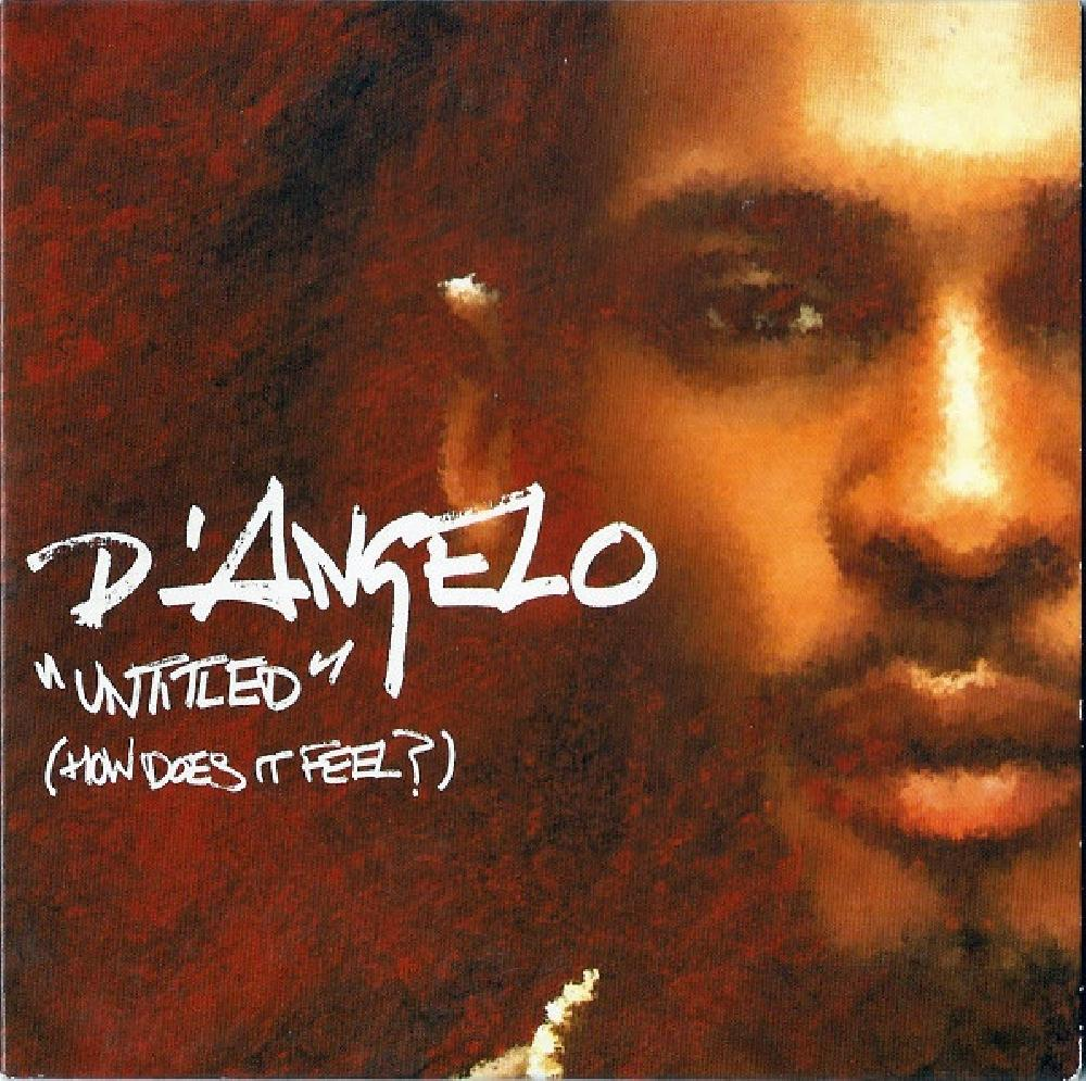 D`ANGELO - Untitled (How Does It Feel?) - CD single