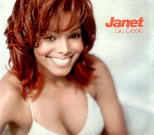 JANET - Go Deep - CD single