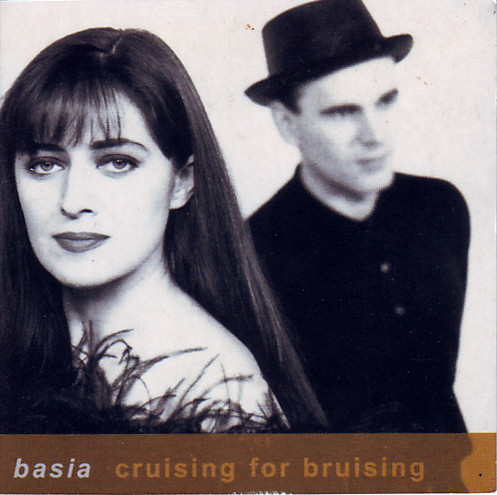 BASIA - Cruising For Bruising - CD single