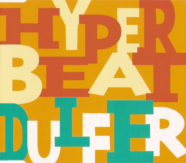 DULFER - Hyperbeat - CD single