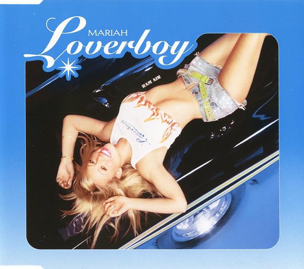MARIAH - Loverboy - CD single