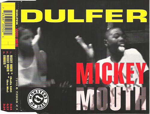 DULFER - Mickey Mouth - CD single