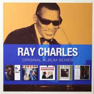 RAY CHARLES - Original Album Series - CD