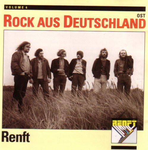RENFT - Rock Aus Deutschland Ost Volume 4 - CD
