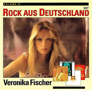 VERONIKA FISCHER - Rock Aus Deutschland Ost Volume 13 - CD